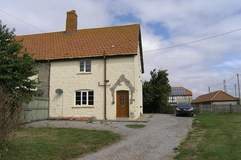 3 bedroom semi-detached house to rent - Idson Cottages, Stogursey, Bridgwater, Somerset, TA5