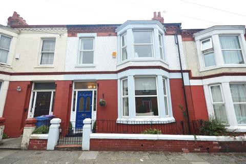 4 bedroom terraced house for sale - Courtland Road, Allerton