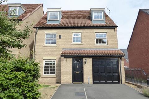 5 bedroom detached house to rent - Edgbaston Drive, Retford