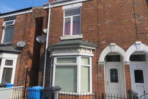 2 bedroom end of terrace house for sale - Clumber Street, Hull, HU5 3RL