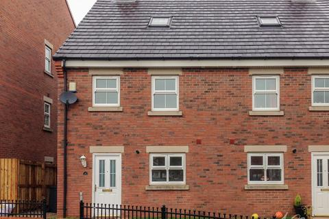 4 bedroom townhouse to rent - Freemans Way, Thirsk
