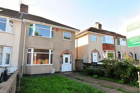 3 bedroom semi-detached house for sale - Airport Road, Hengrove, Bristol, BS14