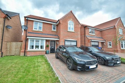 4 bedroom detached house for sale - Longwall Close, Mapplewell