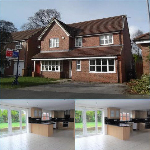 4 bedroom detached house for sale - Bexhill Gardens, St Helens