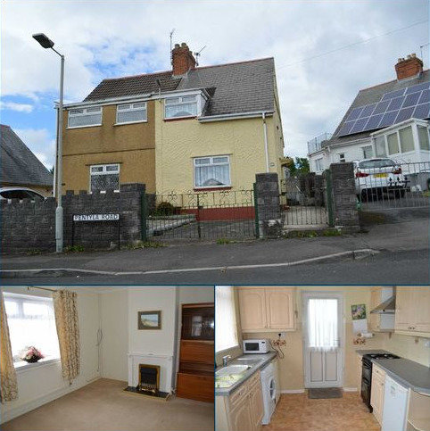 2 bedroom semi-detached house for sale - Pentyla Road, Swansea, SA2