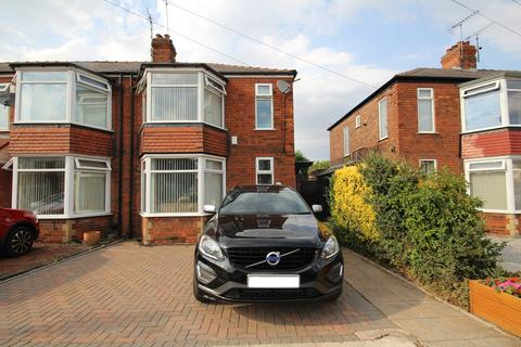 3 bedroom end of terrace house for sale - Ancaster Avenue, Hull, HU5