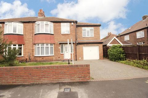 5 bedroom semi-detached house for sale - Leyburn Drive, Newcastle Upon Tyne