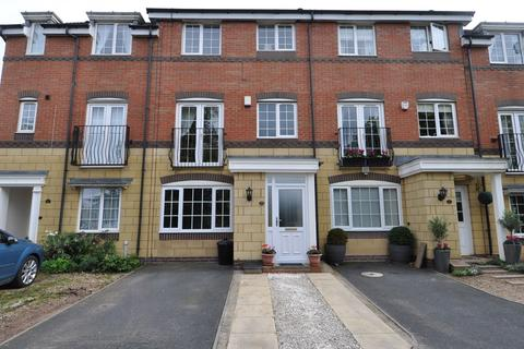 4 bedroom terraced house to rent - Great Farley Drive, Northfield, Birmingham, B31