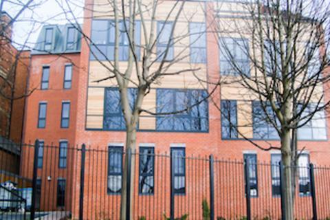 Studio to rent - Flat 18b , Westmount, 59 - 61 Clarendon Road, Leeds LS2
