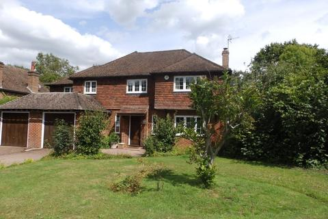 4 bedroom detached house to rent - Bishops Down Park Road, Top Of The Town