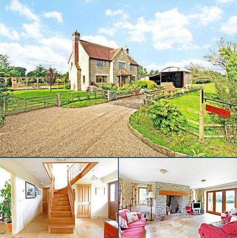 4 bedroom detached house for sale - Stony Lane, Holwell, Sherborne, Dorset, DT9
