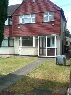 4 bedroom end of terrace house to rent - East Rochester Way, Sidcup , London DA15