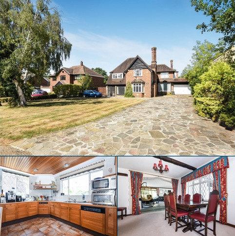 5 bedroom detached house for sale - Hazel Grove Farnborough Park BR6