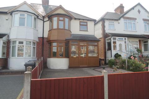 3 bedroom semi-detached house to rent - Deakin Road, Erdington, Birmingham B24 9AJ