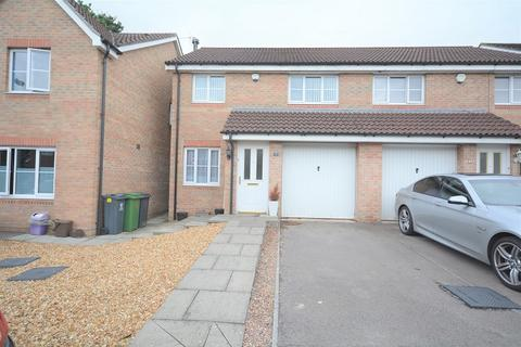 3 bedroom semi-detached house for sale - James Court, St. Mellons, Cardiff. CF3