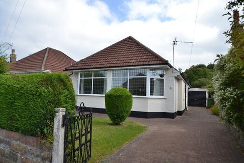 2 bedroom detached bungalow to rent - 21 Lon-Y-Dderwen , Rhiwbina, Cardiff. CF14 6JQ