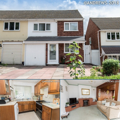 3 bedroom semi-detached house for sale - Foxwood Avenue, Great Barr, BIRMINGHAM