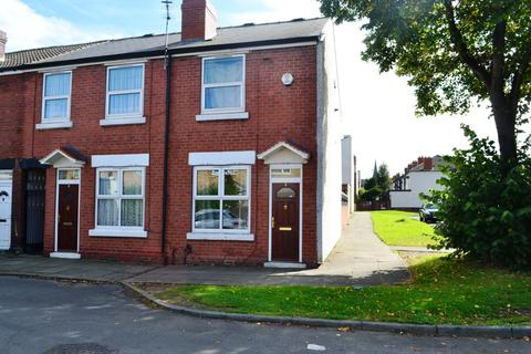 2 bedroom end of terrace house to rent - Russell Street, Rotherham, S65 1RN