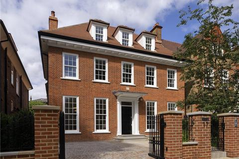5 bedroom detached house for sale - Wadham Gardens, Primrose Hill, London, NW3