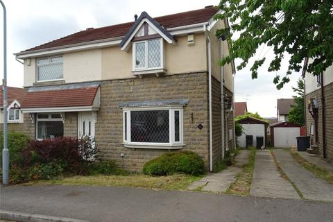 3 bedroom semi-detached house for sale - Grayshon Drive, Wibsey, Bradford, West Yorkshire, BD6