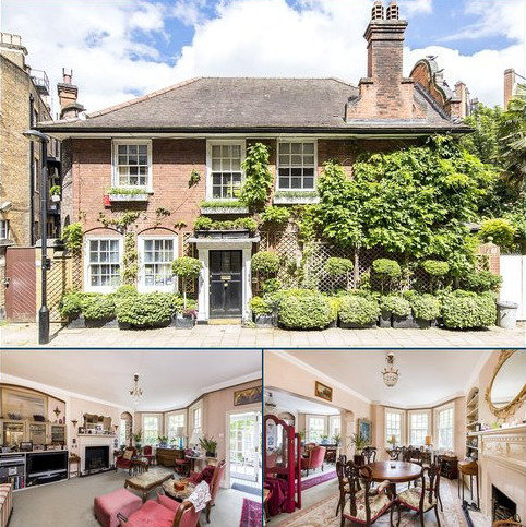 4 bedroom detached house for sale - Greenberry Street, London, NW8