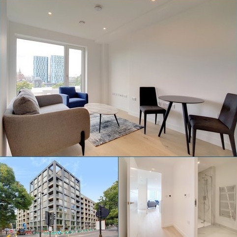 Studio to rent - Fitzgerald Court, Kings Cross Quarter, Rodney Street, London, N1