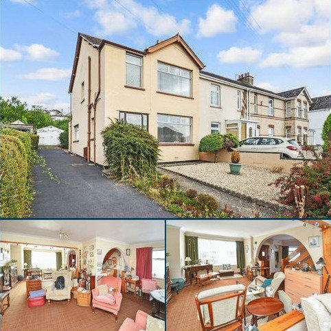 3 bedroom end of terrace house for sale - Exeter Road, Kingsteignton