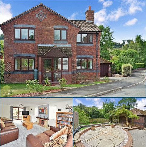 4 bedroom detached house for sale - Chudleigh