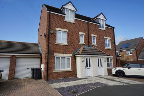 3 bedroom semi-detached house for sale - Mead Court, Forest Hall