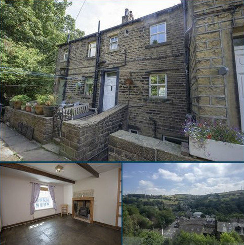 1 bedroom cottage for sale - 14 Maude Lane, Ripponden HX6 4BE