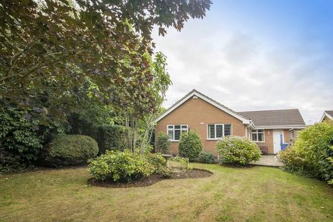 3 bedroom detached bungalow for sale - CARNOUSTIE CLOSE, MICKLEOVER