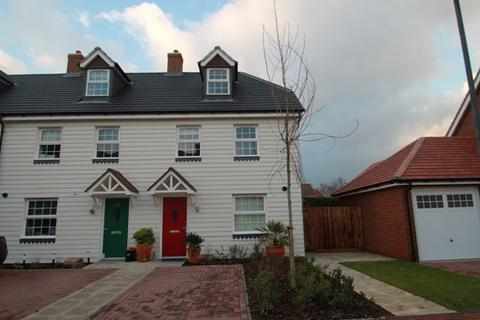 3 bedroom semi-detached house to rent - Locks Yard, Headcorn, Kent, TN27 9AD