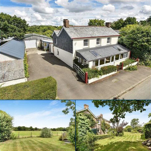 5 bedroom detached house for sale - Canworthy Water, Launceston, Cornwall, PL15