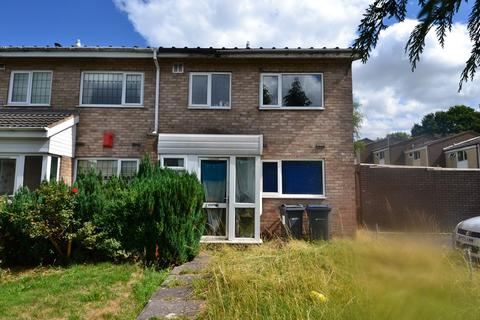 3 bedroom end of terrace house for sale - Fountain Close, Northfield, Birmingham, B31