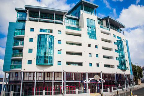 1 bedroom apartment to rent - The Crescent, City Centre, Plymouth