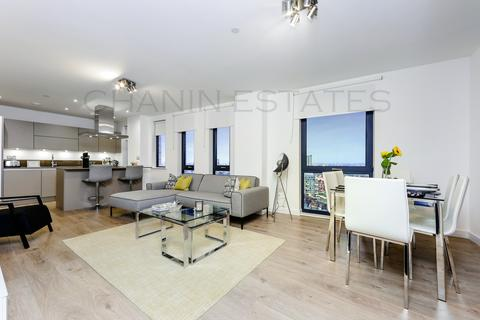 3 bedroom apartment for sale - Manhattan Plaza, Canary Wharf, London, E14