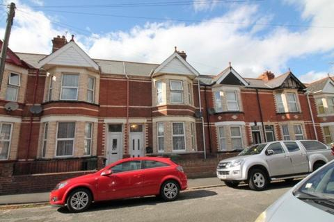 3 bedroom terraced house to rent - Shaftesbury Road, Exeter