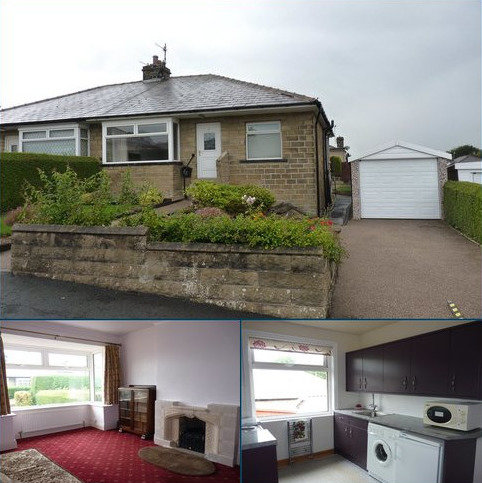 2 bedroom semi-detached bungalow for sale - Aireville Mount, Sandbeds, Keighley, West Yorkshire