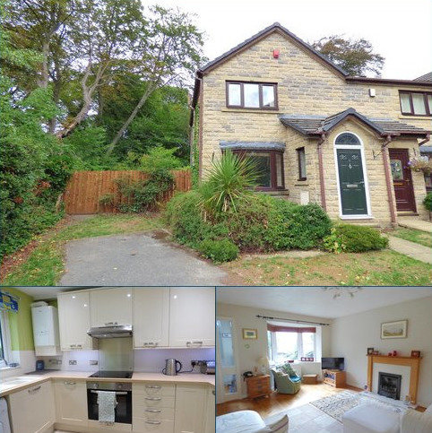 3 bedroom end of terrace house for sale - Green Bank, Cleckheaton, West Yorkshire, BD19