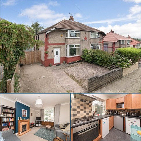 3 bedroom semi-detached house for sale - Rylands Avenue, Bingley, West Yorkshire