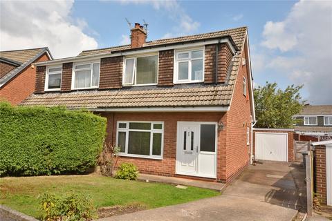 3 bedroom semi-detached house for sale - Highwood Crescent, Moortown, Leeds, West Yorkshire