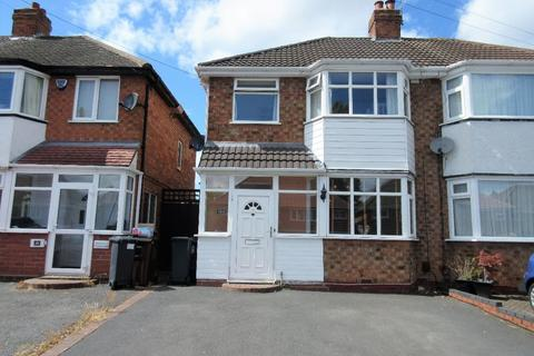 3 bedroom semi-detached house for sale - Scott Road, Solihull B92 7LS