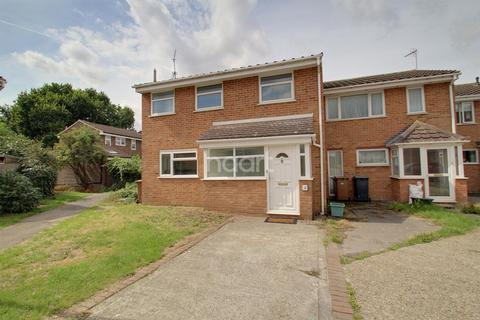 3 bedroom end of terrace house for sale - Hyacinth Court, Chelmsford
