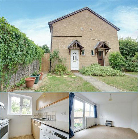 1 bedroom end of terrace house for sale - Stonefield, Bar Hill
