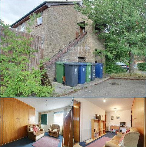 1 bedroom flat for sale - Stonefield, Bar Hill