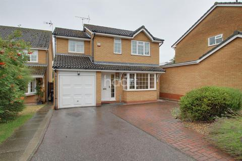4 bedroom detached house for sale - Micklesmere Drive, Ixworth