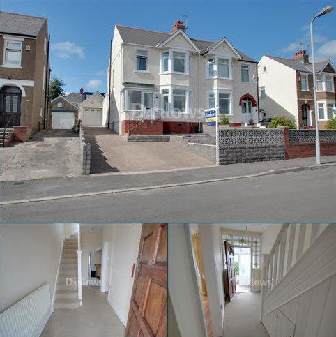 3 bedroom semi-detached house for sale - Uplands Road, Rumney, Cardiff