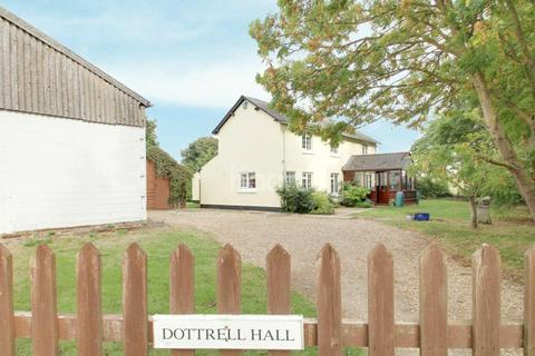 4 bedroom farm house for sale - Dottrell Hall Farm, Newmarket Road, Heydon