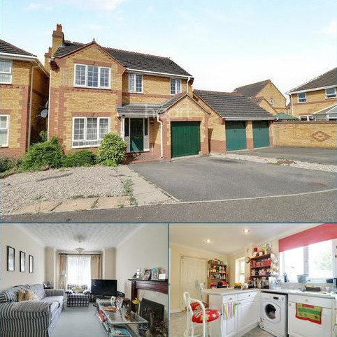 4 bedroom detached house for sale - Vicarage Close, Waterbeach, Cambridge