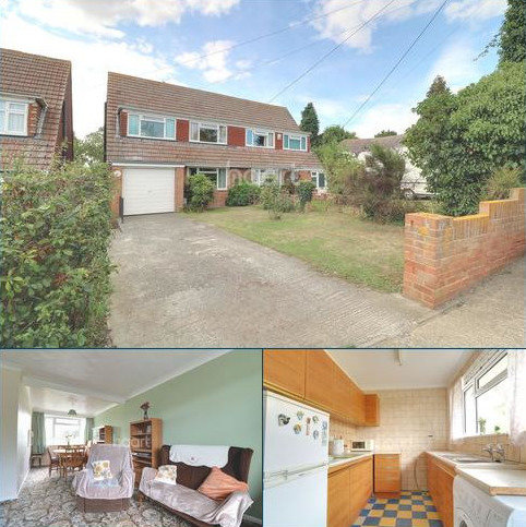 3 bedroom semi-detached house for sale - Allhallows Road, Rochester